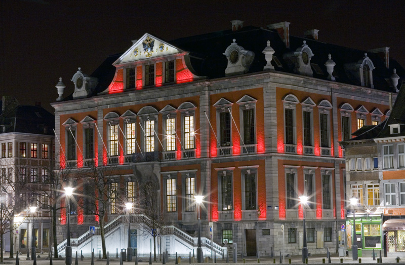 picture of the li232ge city hall photo de lh244tel de ville